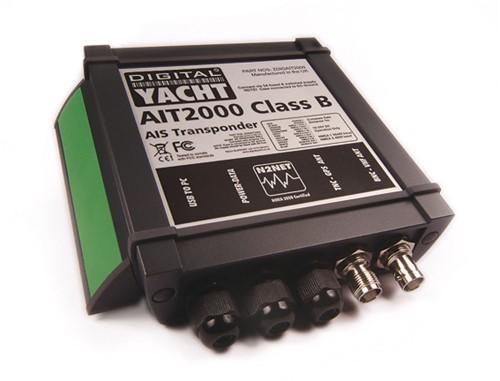 Digital Yacht AIT2000 Class B Ais transponder - NMEA0183 - NMEA2000 - USB