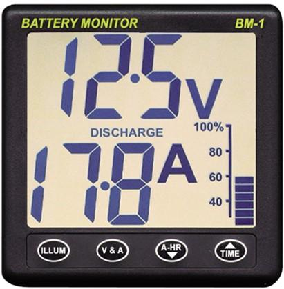 Nasa Battery monitor BM-2 12 V