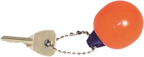 Sleutelhanger balfender rood/blauw