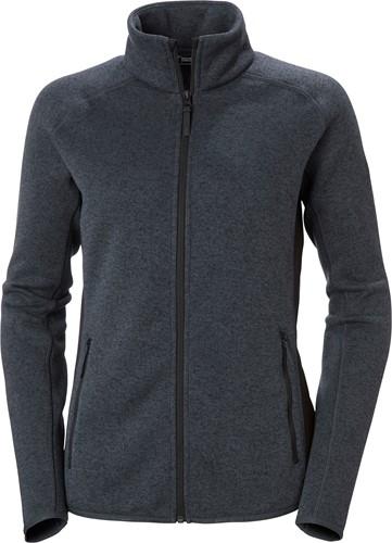 W Varde Fleece Jacket Slate