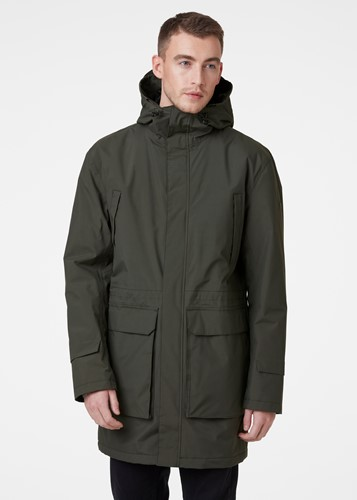 Helly Hansen UTILITY INSULATED PARKA 482 BELUGA