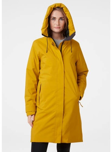Helly Hansen W Victoria Insulated Rain Coat Arrow