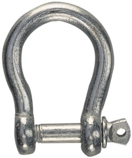 Plastimo H-sluiting gegalv.  8 mm.