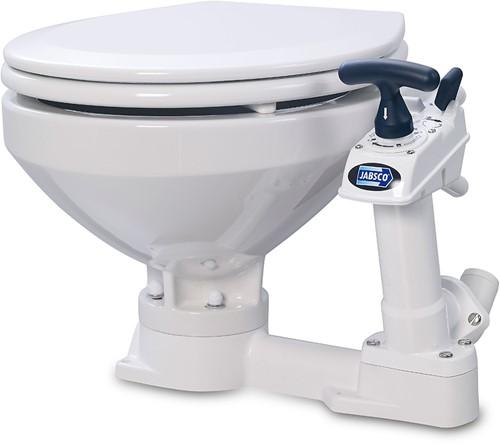 Jabsco losse bril+deksel tbv groot toilet