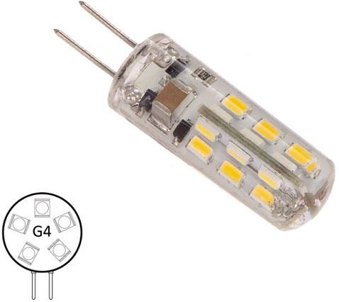 IP65 G4 10-36V 1,5/10W 9X25 4000K