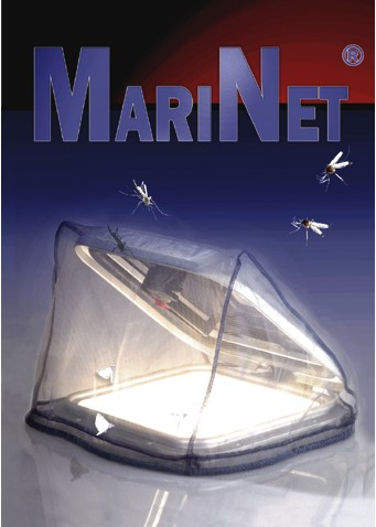 Marinet muggenhor 55 x 45 cm