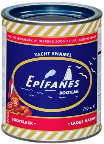Bootlak Epifanes 25 - 0.75 liter