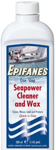 Seapower Cleaner/Wax 1 ltr