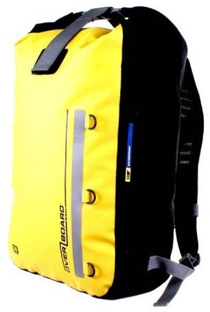 Overboard Classic rugzak 30L geel