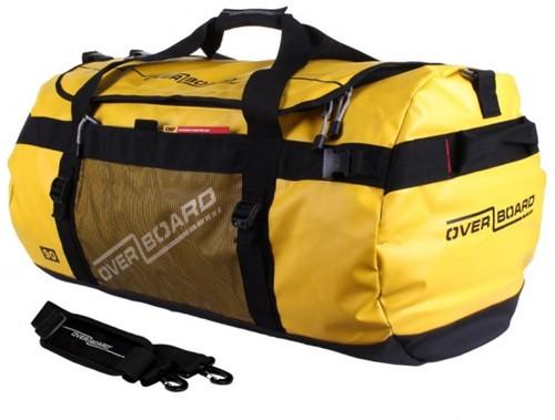 Overboard Adventure Duffel 90L geel