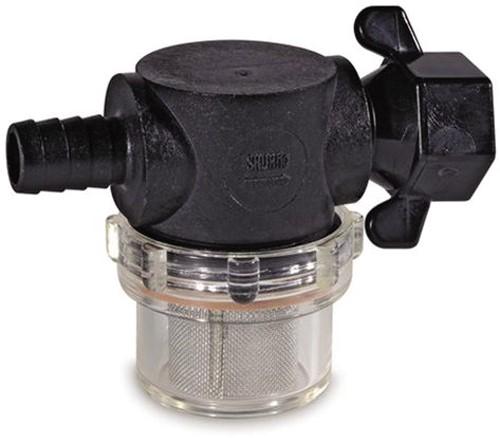 Shurflo Schroef filter  13mm