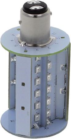 BaY15D 10-35VDC 4.5W/30W BiColor