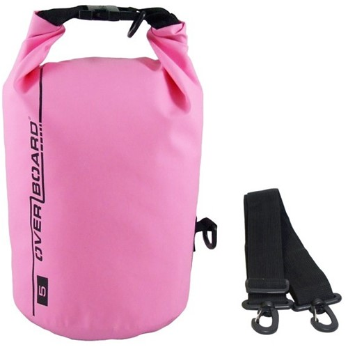 Overboard Dry tube 5 ltr pink