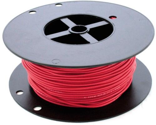 Montagekabel PVC rood 1.5 mm 10m