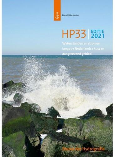HP-33 waterstanden  en stromen 2021
