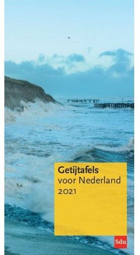 Getijtafel nederland 2021