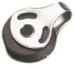 Blok Micro 19 mm voor vlaggelijn