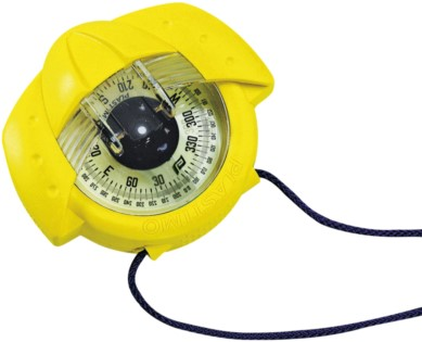 Handpeilkompas Iris-50 geel