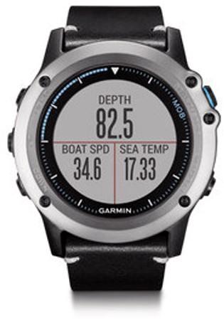 Garmin Quatix 3 Marine Horloge