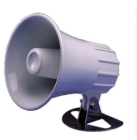 Standard Horizon Loud Hailer 220 SW hoorn