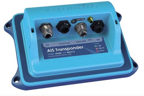 Vesper Marine XB-6000 Ais Transponder - NMEA2000 - NMEA0183 - USB - GPS