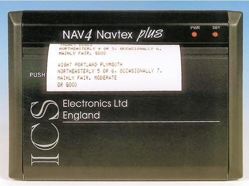 ICS Nav 4 Navtex papier