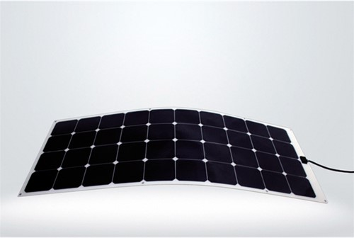 ERI Flexibel zonnepaneel 12V 100W