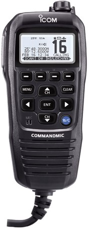 Commandmic HM195GB for M423G Zwart