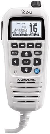 Commandmic HM195GW for M423G Wit