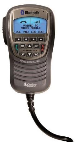 Cobra Bluetooth Marine Kit MR-F300
