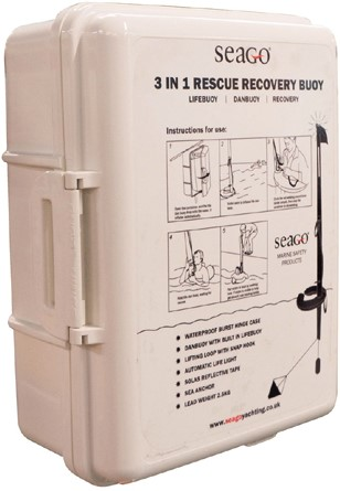 Seago Rescue 3in1 recovery system