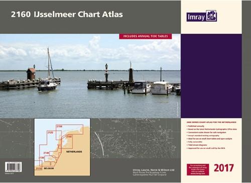 Imray kaartenset 2160 IJsselmeer