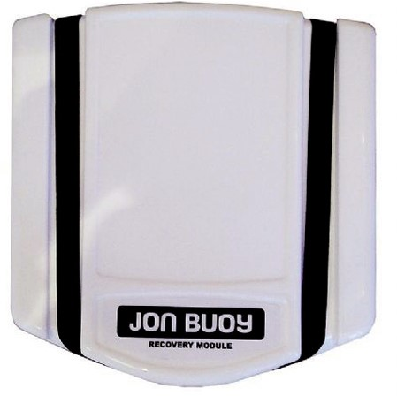 Jonbuoy Recovery Module wit hek - RVS container
