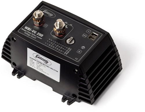 WhisperPower Battery Isolator VG