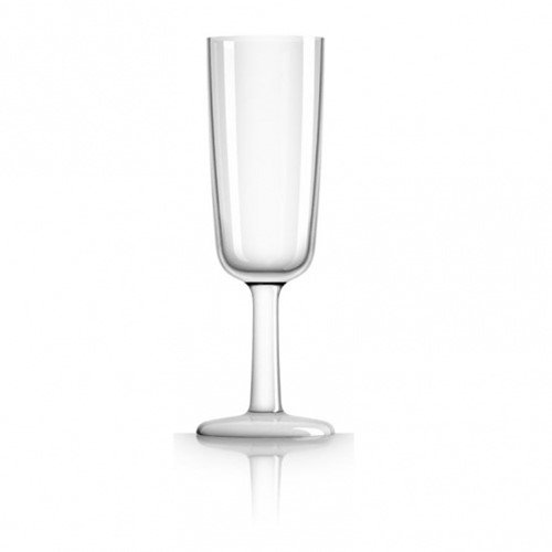 Marc Newson - champagneglas wit