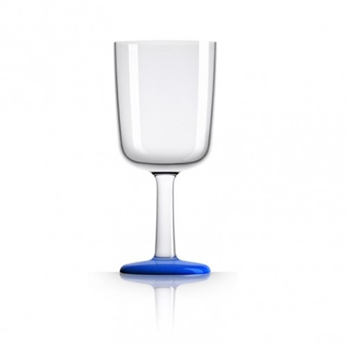 Marc Newson - wijnglas - Navy
