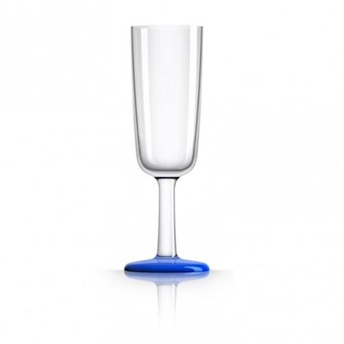 Marc Newson champagneglas Navy