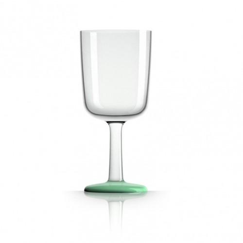 Marc Newson - wijnglas - groen