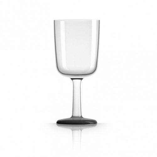 Marc Newson - wijnglas - zwart