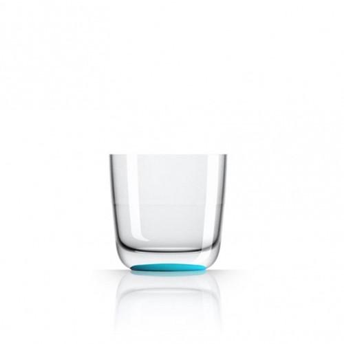 Marc Newson whisky glas blauw