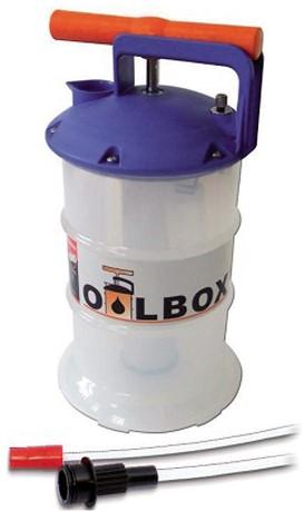 Oilbox carter oil extractor 2,7 ltr