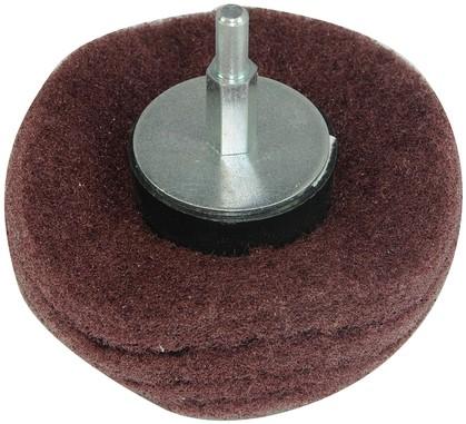 Koepelvormige schuurmop 50 mm 240 korrelgrofte
