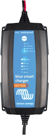 Victron Blue Smart IP65 12/10 acculader