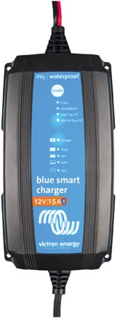 Victron Blue Smart IP65 12/15 acculader