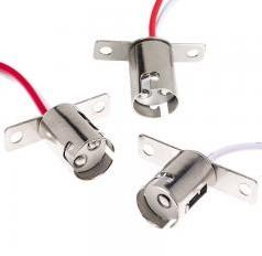 Ba15D socket