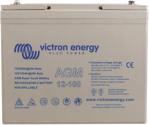 Victron AGM Super Cycle 12V/100Ah