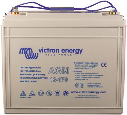 Victron AGM Super Cycle 12V/170Ah