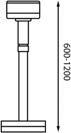 Batsystem LANLED 7 telescopisc
