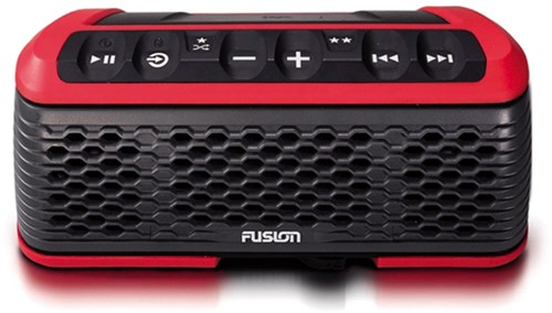 Fusion Stereo Active - Rood /