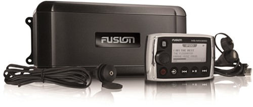Fusion MS-BB300R Media Zwart Bo